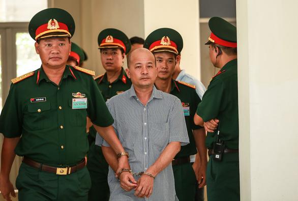 Không đủ cơ sở xem xét trách nhiệm hình sự bộ trưởng Nguyễn Văn Thể trong vụ Út trọc - Ảnh 1.