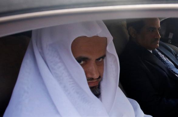 Nhà báo Khashoggi bị siết cổ trong Lãnh sự quán Saudi Arabia? - Ảnh 1.