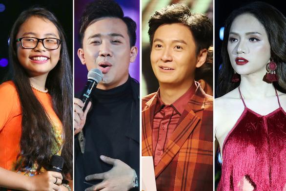 31-10: Phương Mỹ Chi hát Hongkong1, Trấn Thành - Ngô Kiến Huy bị phạt - Ảnh 1.