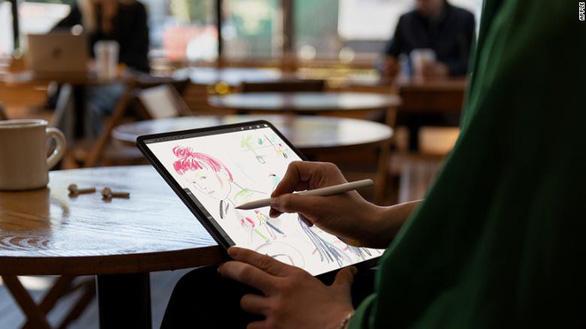 Apple ra mắt các mẫu iPad và MacBook Air mới - Ảnh 1.