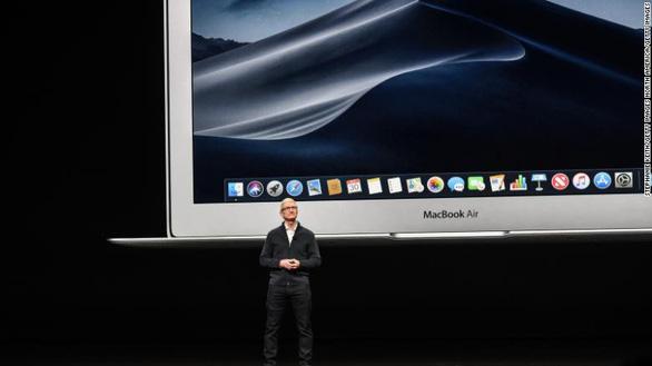 Apple ra mắt các mẫu iPad và MacBook Air mới - Ảnh 2.