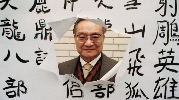 Người đời tiếc thương võ lâm minh chủ Kim Dung - Ảnh 1.