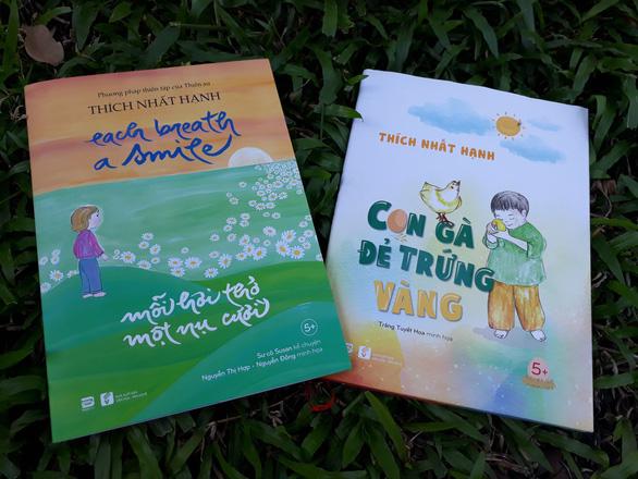Nghe thiền sư Thích Nhất Hạnh kể chuyện trẻ  thơ - Ảnh 2.