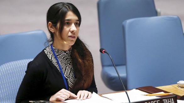 Nobel hòa bình 2018: Giải Nobel cho người bảo vệ - Ảnh 1.