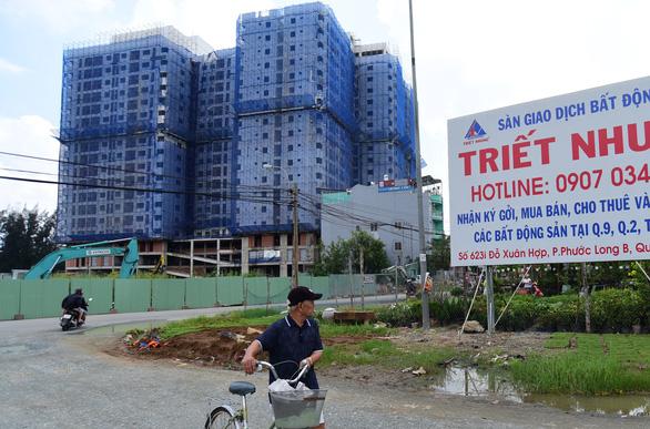 Siết vốn vào bất động sản: Được nhiều hơn mất - Ảnh 4.