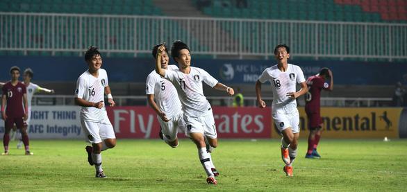 Saudi Arabia bất ngờ đá bại Nhật ở bán kết Giải U19 châu Á - Ảnh 3.