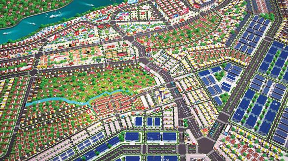 Tân Uyên lên đô thị loại III, bất động sản nhộn nhịp giao dịch - Ảnh 2.
