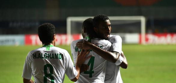 Saudi Arabia bất ngờ đá bại Nhật ở bán kết Giải U19 châu Á - Ảnh 1.