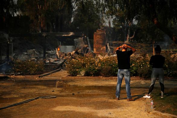 Mỹ: 23 người đã thiệt mạng do cháy rừng tại California - Ảnh 3.