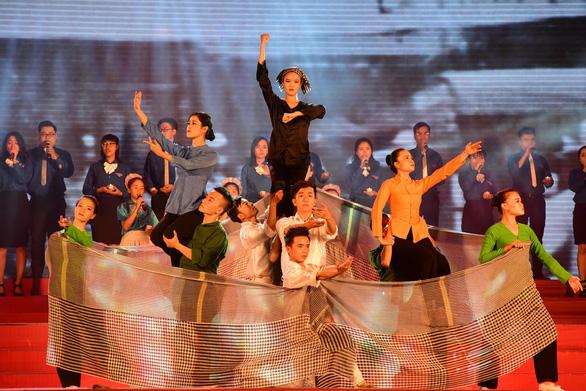 Liên hoan tuyên truyền ca khúc cách mạng Khát vọng tuổi trẻ - Ảnh 9.