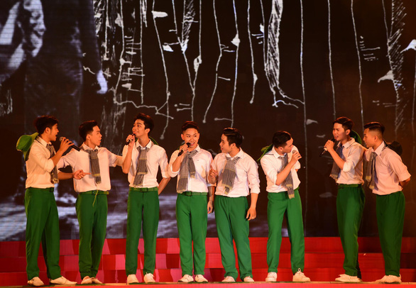 Liên hoan tuyên truyền ca khúc cách mạng Khát vọng tuổi trẻ - Ảnh 14.