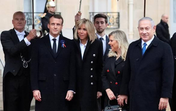 Ông Trump và Putin dự kỷ niệm 100 năm kết thúc Thế chiến I tại Paris - Ảnh 4.