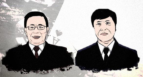 12-11 xét xử hai cựu tướng công an Phan Văn Vĩnh, Nguyễn Thanh Hóa - Ảnh 1.