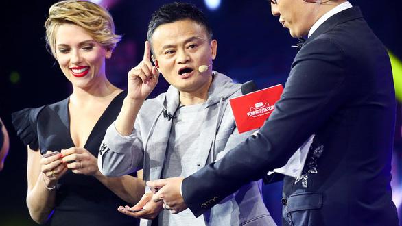 Ngày độc thân của người trẻ nhưng Jack Ma mới làm 11-11 nổi tiếng - Ảnh 1.