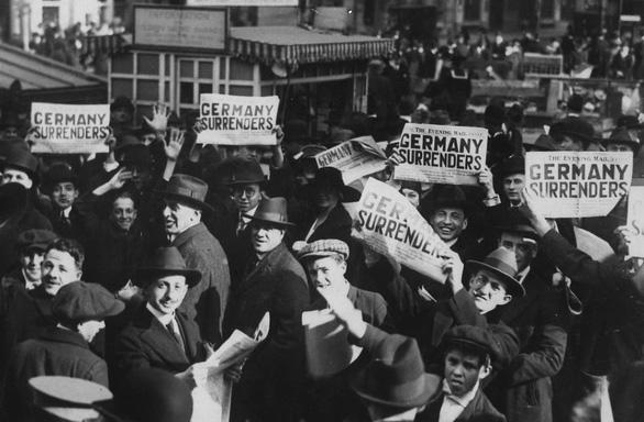 100 năm Thế chiến thứ nhất: ta còn nhớ gì?  - Ảnh 2.