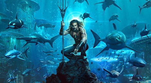Aquaman - siêu phẩm cuối năm xuất hiện tại Việt Nam sớm hơn Bắc Mỹ - Ảnh 1.