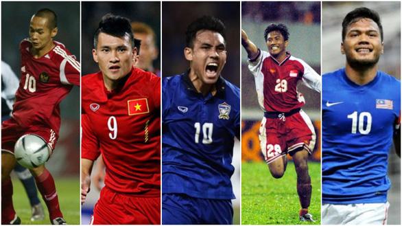 Indonesia vô đối về số bàn thắng ở AFF Cup - Ảnh 1.