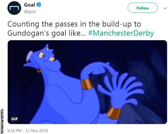 Bất ngờ với 'bàn thắng 44 chuyền' của Manchester City - Ảnh 3.