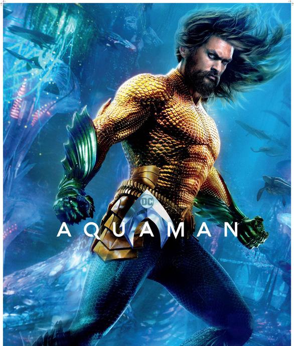 Aquaman - siêu phẩm cuối năm xuất hiện tại Việt Nam sớm hơn Bắc Mỹ - Ảnh 3.