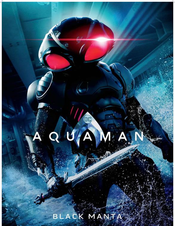 Aquaman - siêu phẩm cuối năm xuất hiện tại Việt Nam sớm hơn Bắc Mỹ - Ảnh 6.