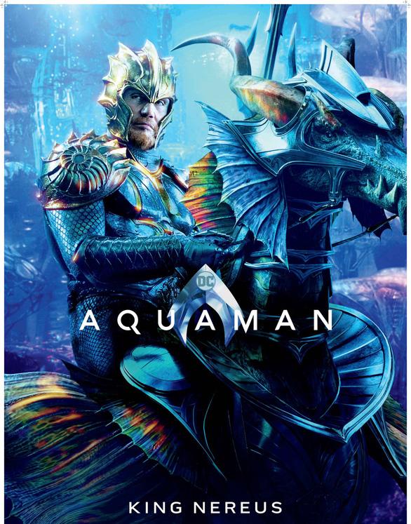 Aquaman - siêu phẩm cuối năm xuất hiện tại Việt Nam sớm hơn Bắc Mỹ - Ảnh 7.