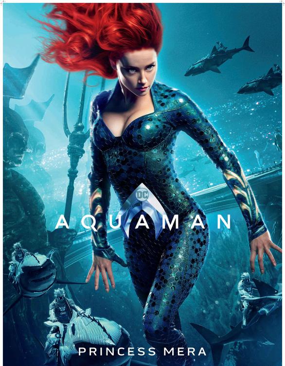 Aquaman - siêu phẩm cuối năm xuất hiện tại Việt Nam sớm hơn Bắc Mỹ - Ảnh 4.