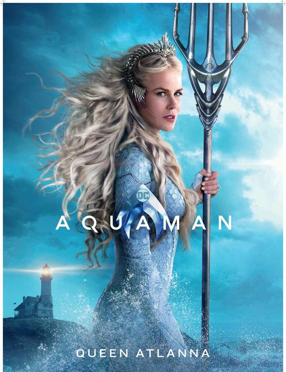 Aquaman - siêu phẩm cuối năm xuất hiện tại Việt Nam sớm hơn Bắc Mỹ - Ảnh 8.