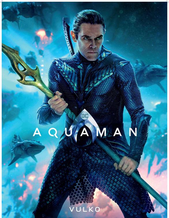 Aquaman - siêu phẩm cuối năm xuất hiện tại Việt Nam sớm hơn Bắc Mỹ - Ảnh 5.