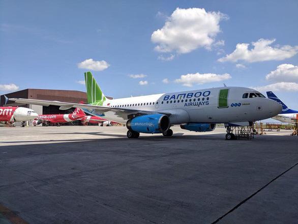 Cấp giấy phép kinh doanh vận chuyển hàng không cho Bamboo Airways - Ảnh 1.