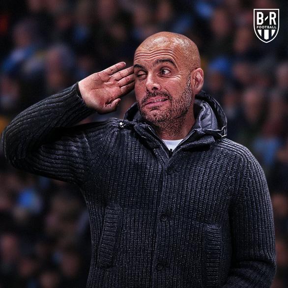 HLV Mourinho bị dân mạng chế giễu tơi tả sau trận thua Manchester City - Ảnh 1.