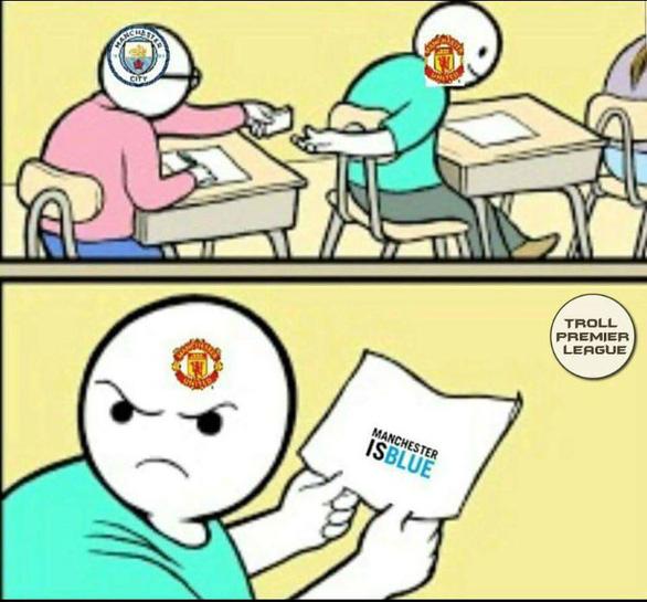 HLV Mourinho bị dân mạng chế giễu tơi tả sau trận thua Manchester City - Ảnh 6.