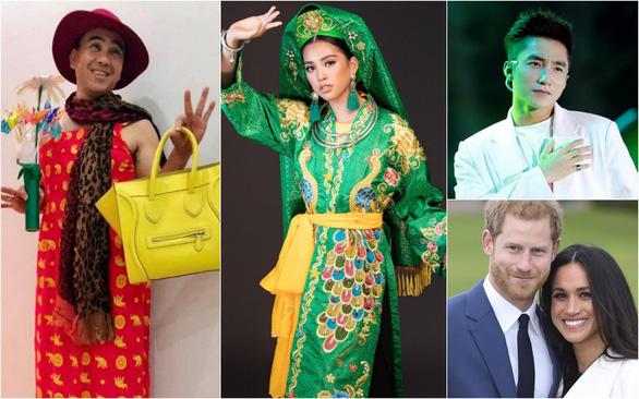 12-11: Facebook Sơn Tùng biến mất, MC Quyền Linh làm người mẫu - Ảnh 1.