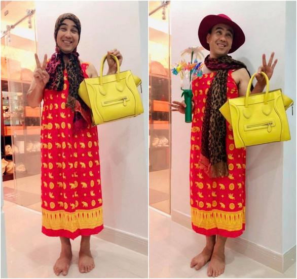 12-11: Facebook Sơn Tùng biến mất, MC Quyền Linh làm người mẫu - Ảnh 3.