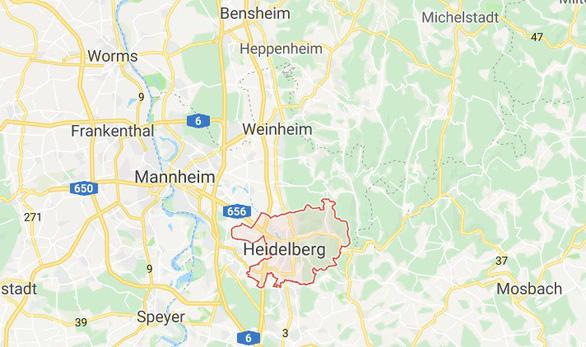 Theo chân du khách Việt khám phá thành phố cổ Heidelberg  - Ảnh 14.
