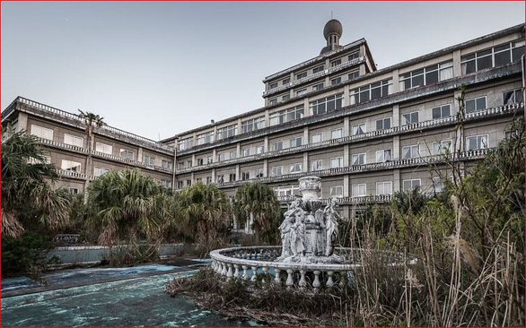 Khách sạn sang thành khách sạn ma lớn nhất Nhật Bản - Ảnh 2.