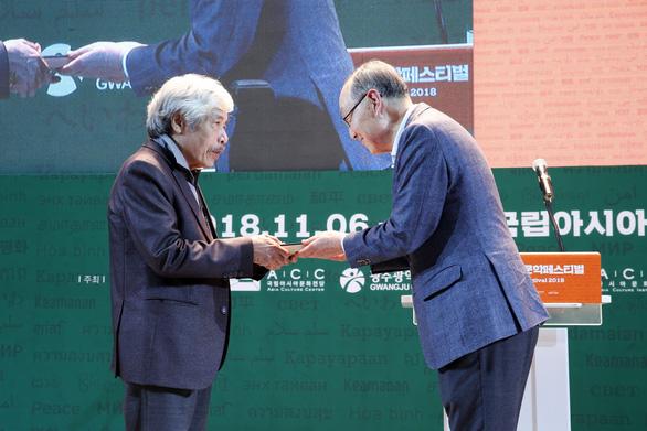 Nỗi buồn chiến tranh lần thứ 2 được vinh danh tại Hàn Quốc - Ảnh 1.