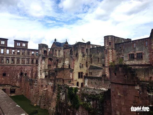 Theo chân du khách Việt khám phá thành phố cổ Heidelberg  - Ảnh 3.