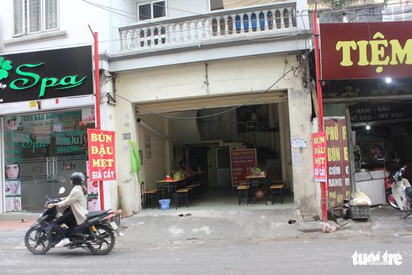 Hà Nội vừa đồng phục hóa thêm một tuyến phố - Ảnh 11.