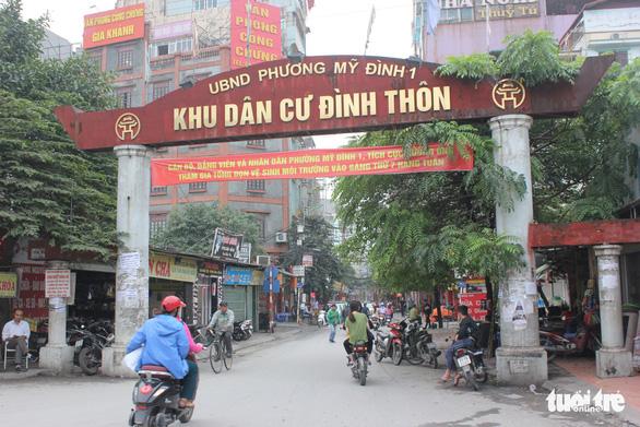Hà Nội vừa đồng phục hóa thêm một tuyến phố - Ảnh 2.