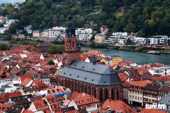 Theo chân du khách Việt khám phá thành phố cổ Heidelberg  - Ảnh 8.