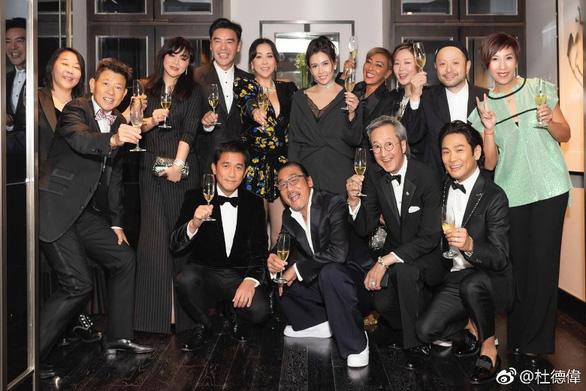 Lương Triều Vĩ trở thành ngôi sao châu Á đầu tiên đoạt giải thưởng Chaplin - Ảnh 4.