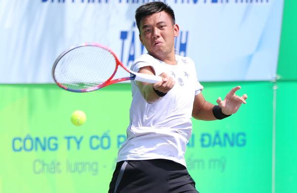 Lý Hoàng Nam nhảy vọt lên hạng 385 thế giới - Ảnh 1.