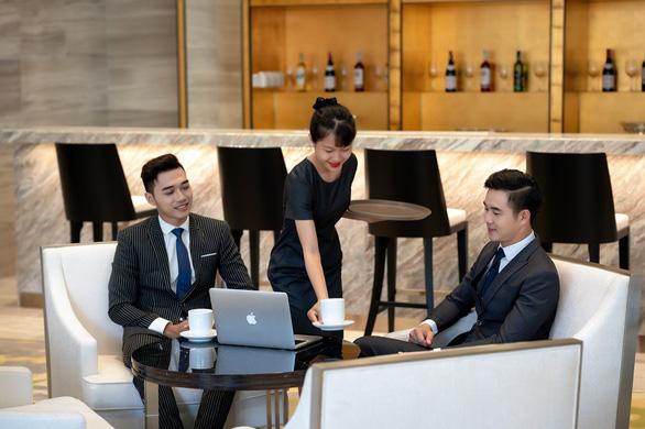 Vinpearl Hotels khẳng định đẳng cấp thương gia - Ảnh 3.