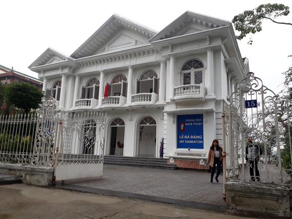 Gộp 2 trung tâm Lê Bá Đảng và Điềm Phùng Thị làm Bảo tàng Mỹ thuật Huế - Ảnh 2.