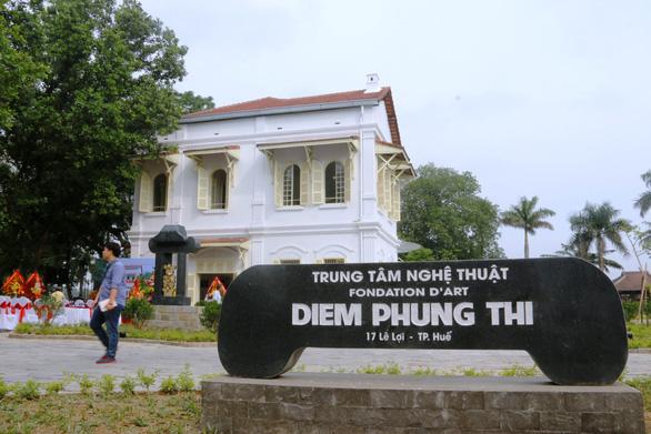 Gộp 2 trung tâm Lê Bá Đảng và Điềm Phùng Thị làm Bảo tàng Mỹ thuật Huế - Ảnh 1.