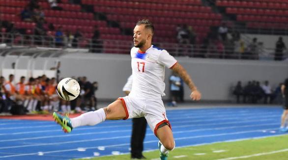 10 cầu thủ đắt giá nhất AFF Cup 2018: Philippines áp đảo, tiếc cho tuyển thủ Việt - Ảnh 9.