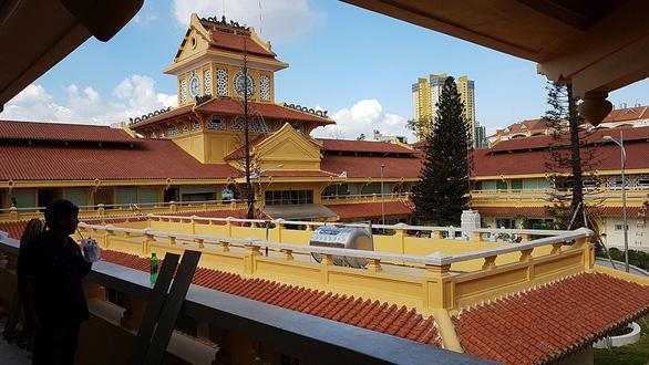 Tích cóp 10 năm sửa chợ Bình Tây - khu chợ lớn bậc nhất của Sài Gòn - Ảnh 3.