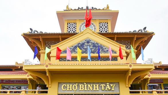 Tích cóp 10 năm sửa chợ Bình Tây - khu chợ lớn bậc nhất của Sài Gòn - Ảnh 1.