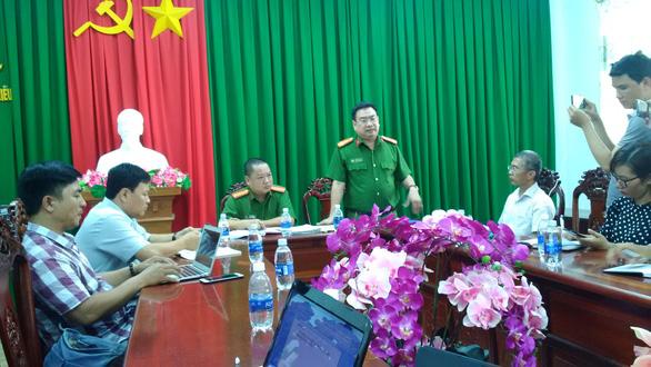 Công an Ninh Kiều: Không cán bộ nào đánh đạo diễn Đặng Quốc Việt - Ảnh 1.