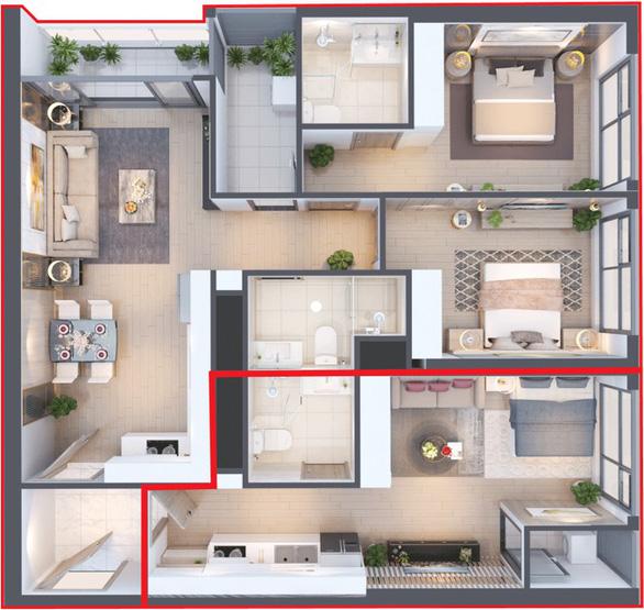 Căn hộ 2 chìa khóa – Đầu tư cho thuê lưu trú thời 4.0 - Ảnh 1.